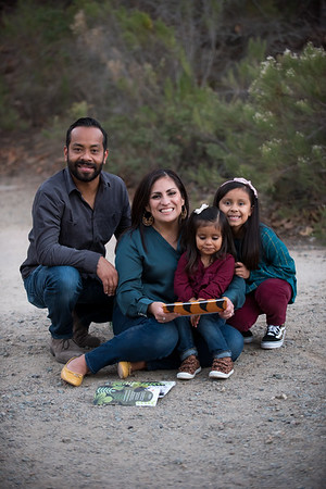 The Flores Family 2020
