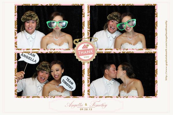 Angella and Tim's Wedding