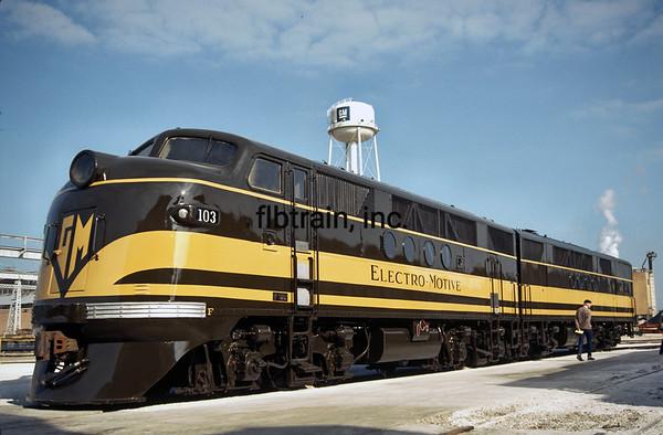EMD's 50th Birthday, General Electric & RSA