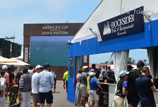 America's Cup Village
