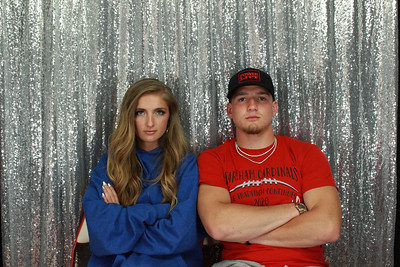 Earlham High School After Prom Photo Booth Images