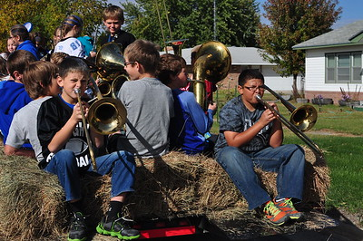 2014-10-10 Home Coming Parade