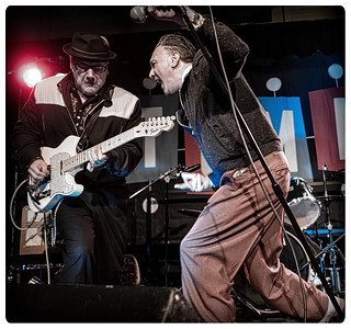 Rudy La Crioux and The All Stars, Atomic Vintage Festival 2015