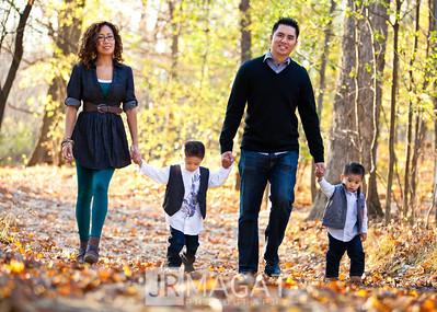 The Dela Paz Family