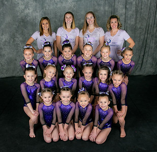 Premier Gymnastics & Cheer of the Rockies Level 3