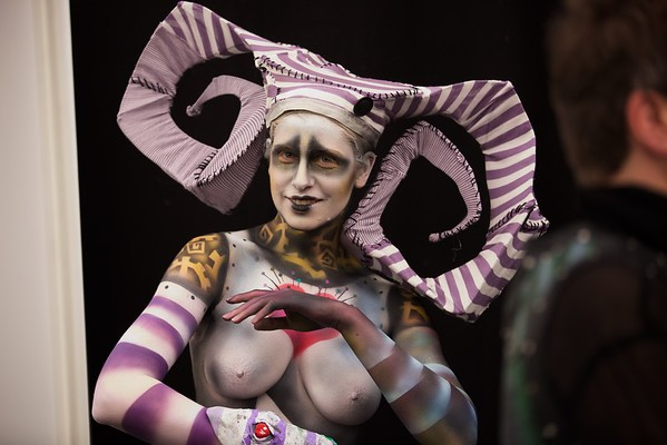 BodyArt 2016 Prague
