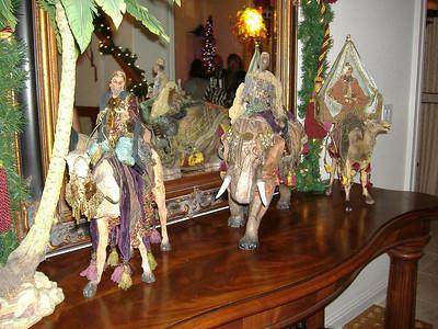Christmas at the Mundingers 2005 (photographer Alex Anklam)