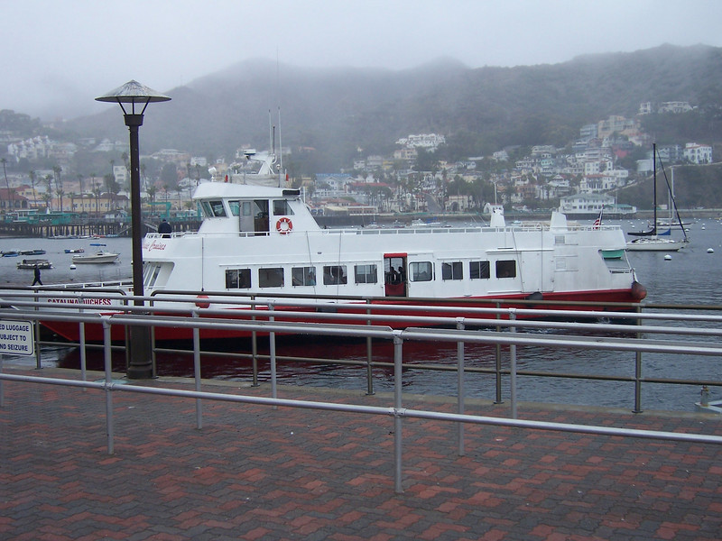 More of the ferry.