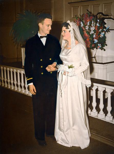 Married.  Athens, Georgia