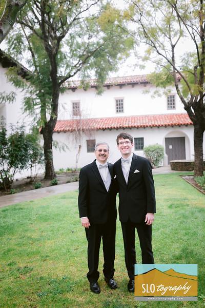 Wyatt+Jackie ~ Married!
