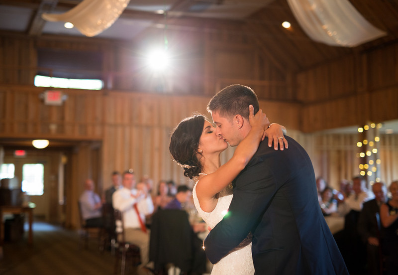Crystal Lake Pavillon Middletown CT | Monica & Ryan