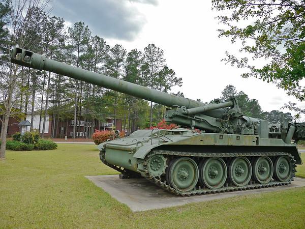 VFW Post #3034 - Sumter, SC - M110A2