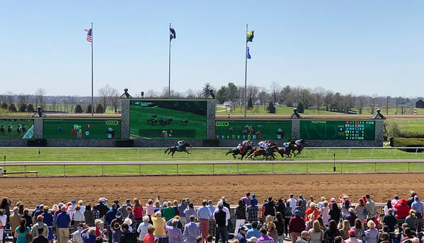 Let's Go Keeneland April 18