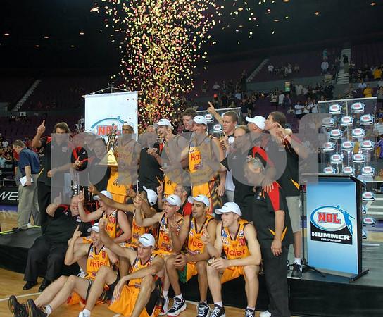 2007/2008 NBL Grand Final