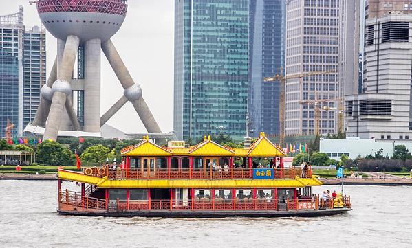 Travel the World China 2007