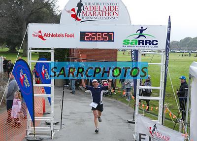 Marathon Finish Photos<200Min