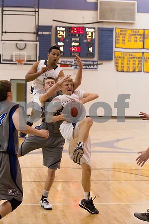 Mullen Boys Basketball 2013-2014