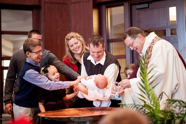 Banet Baptism