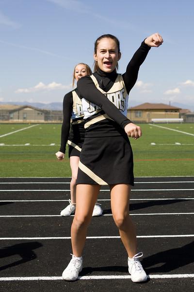 09-19 Freshman Cheer