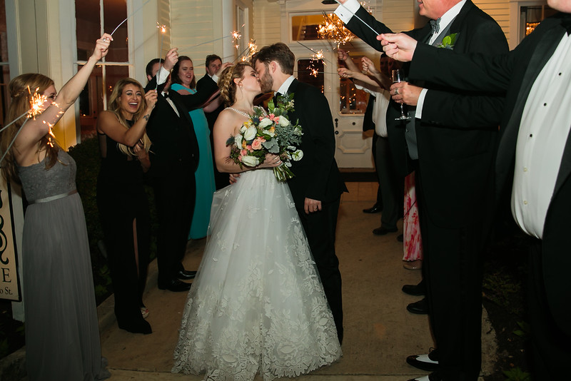 Neyland Rioux Wedding The Allan House 3.26.16
