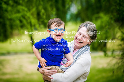 Sam & Grandma : Cary, NC