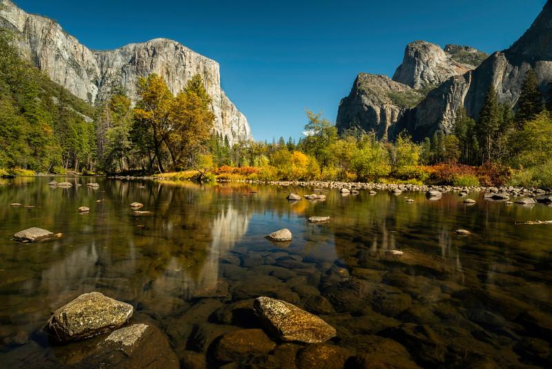 Yosemite - Valley View