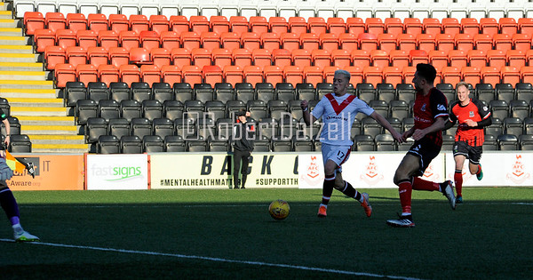 Airdrieonians v Elgin City 12 10 19