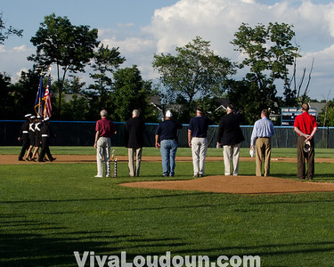 Post 2001 Opening Night vs. Leesburg (Photos by Tom Lighton)