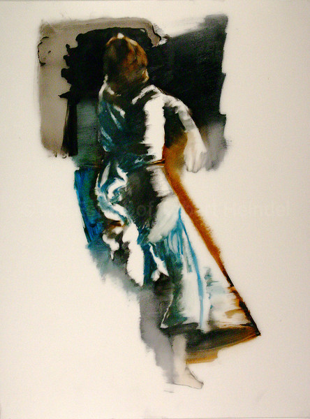 Dancers in White - Study I (2005)