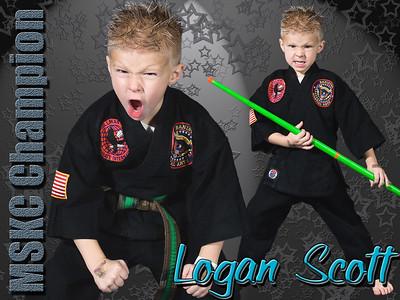 Logan Scott Poster