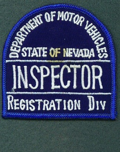 Nevada Registration Division