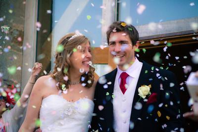 Chris and Emily's Weddings