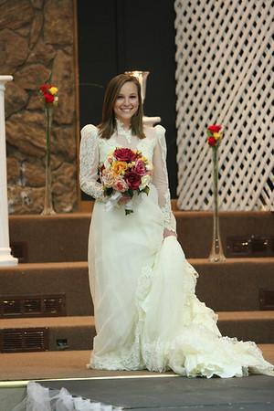 Wedding Dress Style Show - 4/25/09