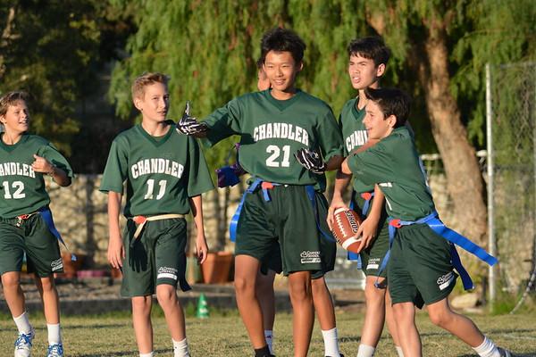 Football B Team