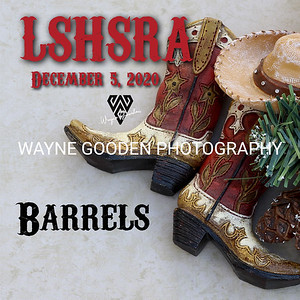 LSHSRA Barrel Racing