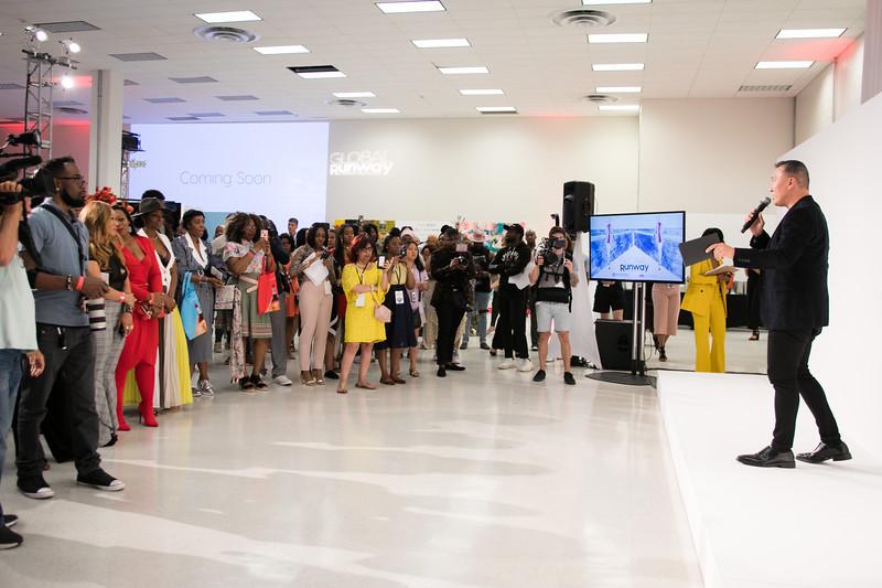 © 2019 Decisive Moment Events, Hartsfield-Jackson Atlanta International Airport, Global Runway at North Cargo in Atlanta, GA