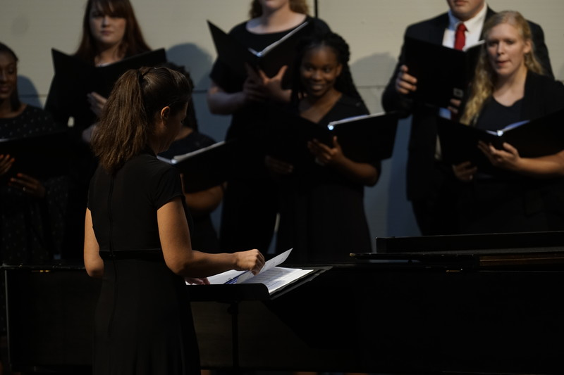 Chorale and Concert Choir