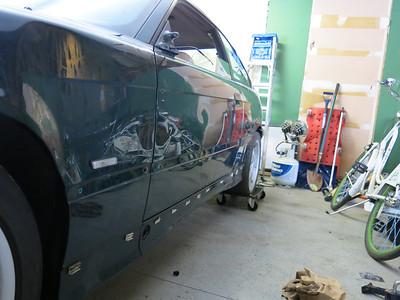 1999 M3 Damage/Repairs