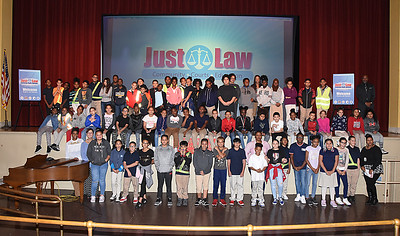 Just Law, School #22. 10/2/2018