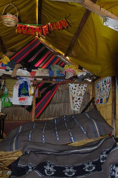 Inside Islas Flotantes Home