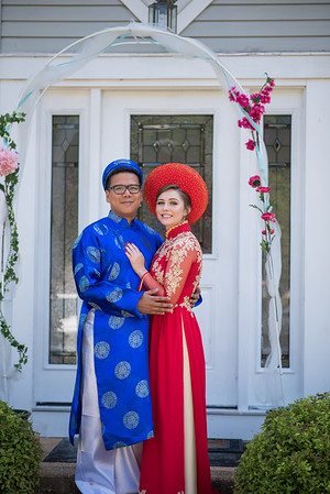 THANH & LIZ  engagement 071418