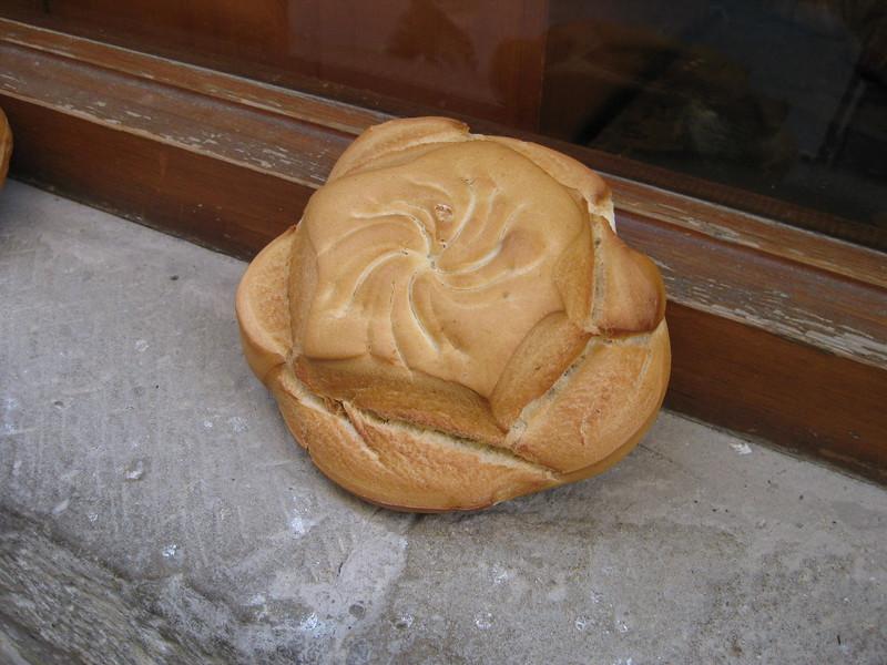 Bread in Laguardia - Johanna Frymoyer *12