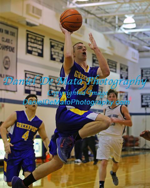 Greenport vs Stony Brook Boys Basketball 1-16-14