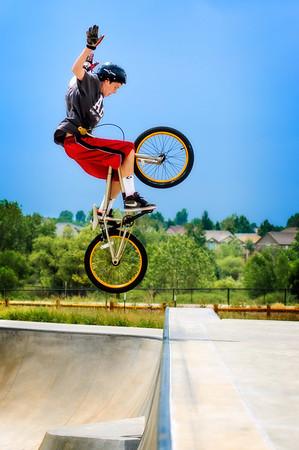 Parker Skate Park
