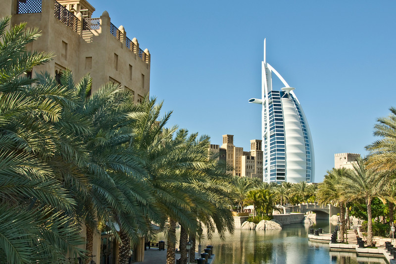 Burj al Arab 2 - Dubai, UAE
