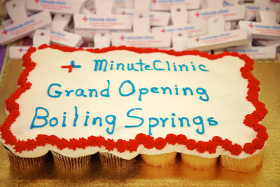 CVS Minute Clinic Opening