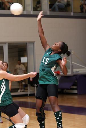 Adairsville Volleyball 9-8-07