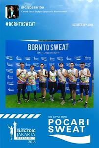 181028 | Electric Jakarta Marathon 2018