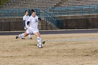 Whitman Girls Soccer 10-30-08