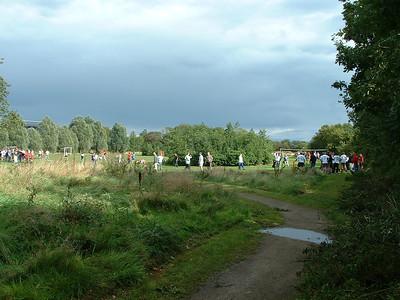 Sports fest AAUE September 2005